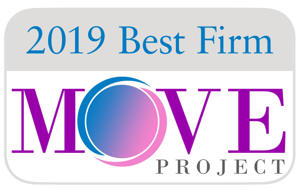 2019 Best Firm MOVE Project logo