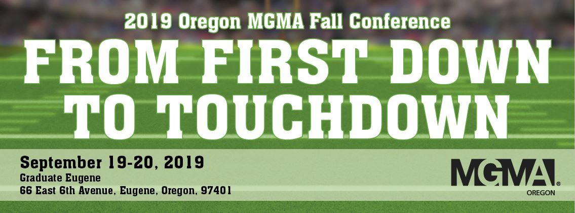 OMGMA 2019 Conference Logo