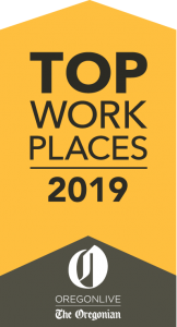 Top Work Places 2019 The Oregonian
