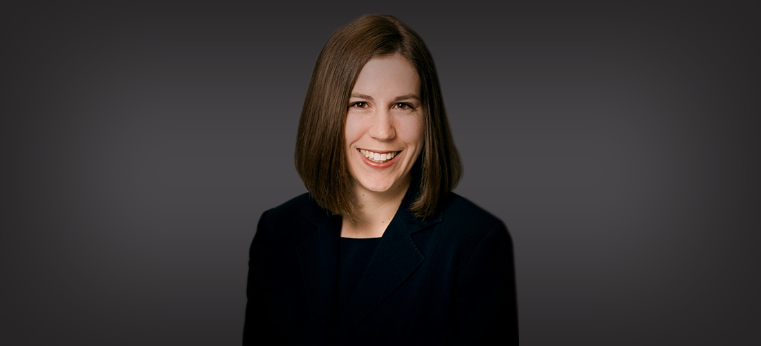 Photo of Jones & Roth Partner Carrie Fortier, CPA