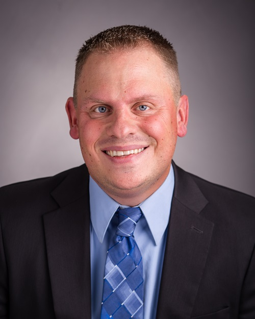 Photo of Jones & Roth CPA Evan Dickens