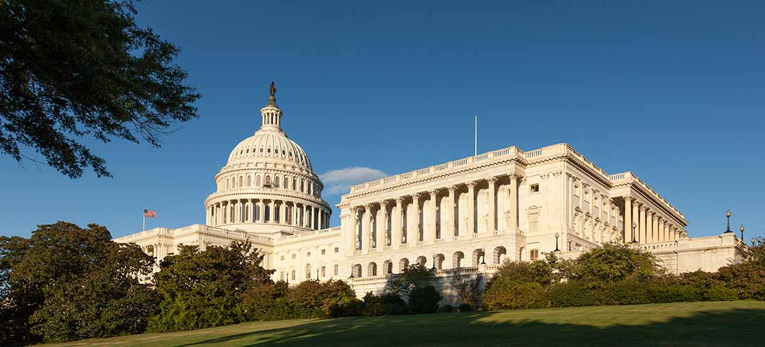 Photo of the U.S. Capital Building
