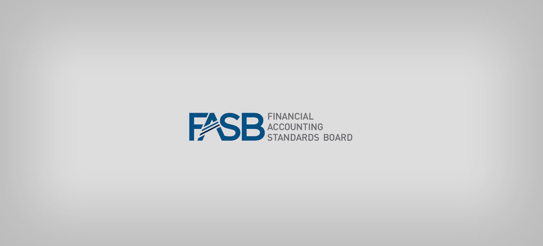 Logo of the Financial Accounting Standards Board (FASB)