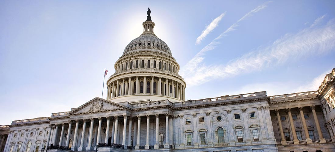 Photo of the United States Capital Building