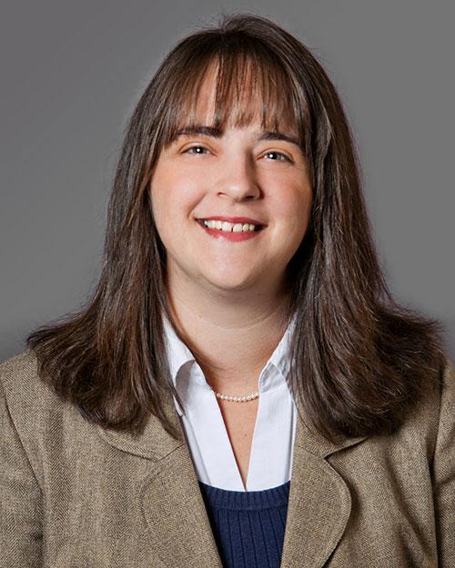 Photo of Healthcare Niche Leader Nicole McOmber, CPA