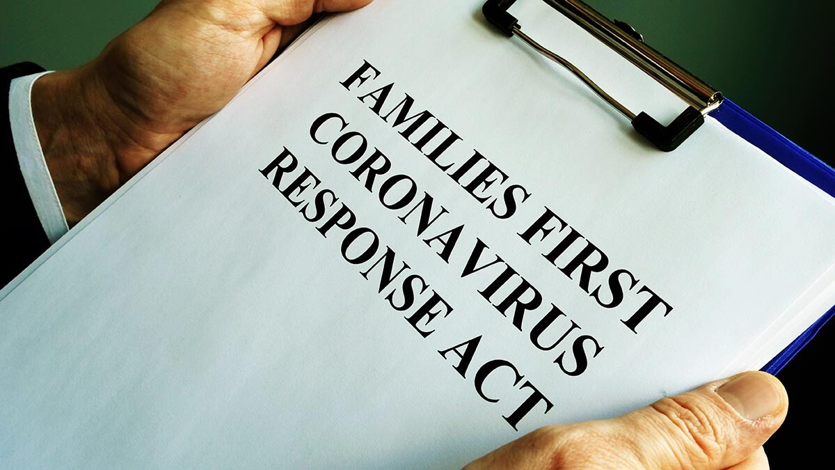 family first coronavirus response act FFCRA small business exemption