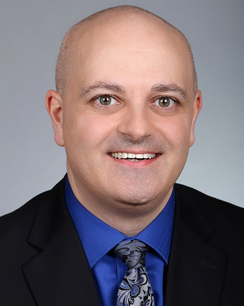 Photo of Mike Bergland, CPA