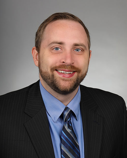 Image of Nate West, CPA, Jones & Roth