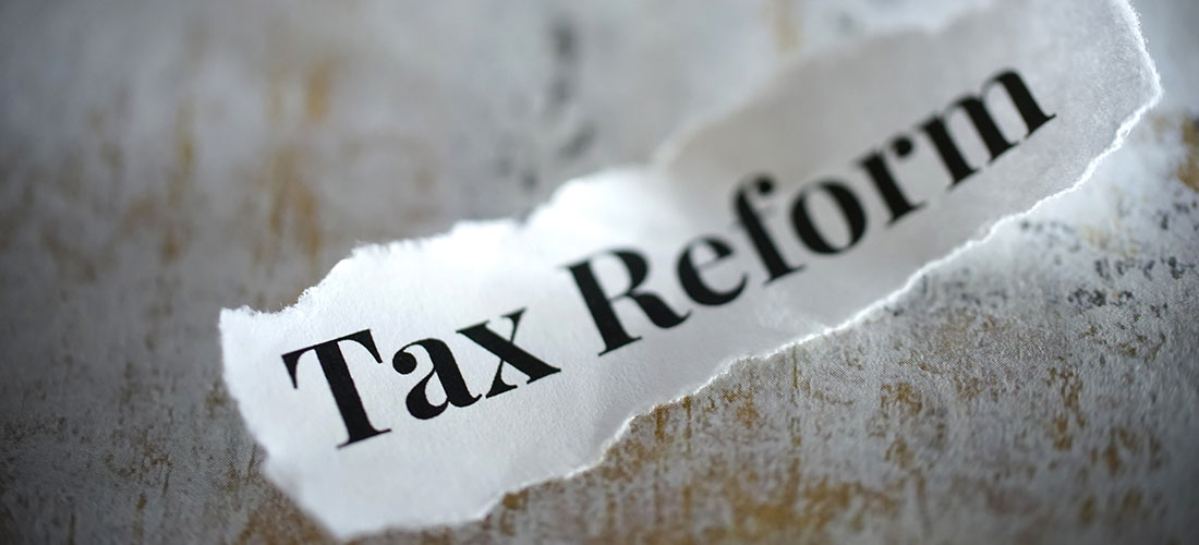 Tax Reform and the Question that Dental Professionals Care About?